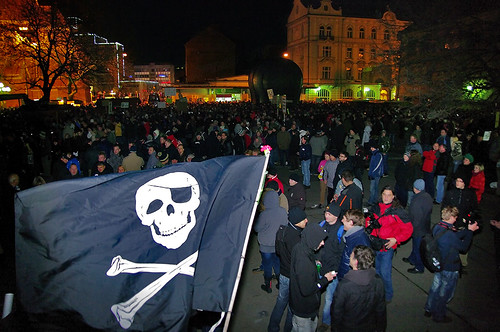 Nothing but pirates