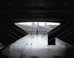 Oriente v.2.0 (Philippe Yong) Tags: bw 120 mamiya film analog mediumformat kodak lisboa lisbon rangefinder oriente analogue 6x7 lisbonne 80mm 400cn mamiya7ii moyenformat calavatra 7ii philippeyong wwwpyphotographyfr
