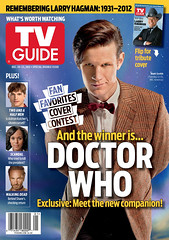 TV Guide 2012-12-10 cover Doctor Who (combomphotos) Tags: doctorwho tvguide