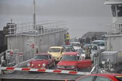 DSC_0017 (rat_fink) Tags: ca 2002 car ferry vintage drive rally 911 porsche bmw saab 2012 96 84 mysteryriverrally