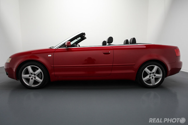 "audi a4 red car auto studio vehicle photography photo chicago illinois lombard lisle automobile elmhurst dupage ""real services"" dealerships dealers remarketing automotive"