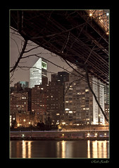 **CHILL ISLAND NYC** (**THAT KID RICH**) Tags: nyc newyorkcity bridge light urban nature water buildings reflections river stars landscape island quiet pov rich trails east explore queens commercial otto eastriver lipstick core fdr 59 queensboro tke citi zoeller thatkidrich richzoeller