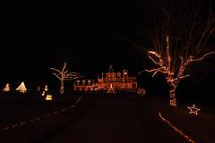 electric nights (Greg Foster Photography) Tags: christmas longexposure holiday night georgia lights nikon nighttime