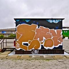 Groningen Graffiti : Ciboga Terrein (Akbar Sim) Tags: streetart netherlands graffiti nederland groningen ciboga akbarsimonse akbarsim