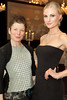 Jewellry designer Christina Brosnan and Simona Va, Catwalk Model Agency pictured at An Evening of Timeless Elegance at Hotel Meyrick. Photo Martina Regan