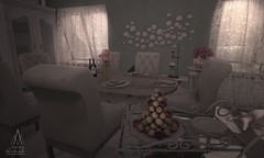 #288. Before the night is done I just have to hear those sweet words (Gui Andretti) Tags: dinner house home homey decoration furniture place space second life living yourdreams shinyshabby dicor trschic knickknacks ultraevents ionic soy family avatar mesh interior