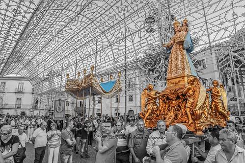 Maria S.S. della Misericordia - Processione del 15 Agosto 2016