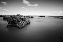 Fife LE (8 of 10) (Muse2k8) Tags: fife scotland long exposure coast coastal sea beach black white zig zag st monans