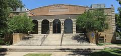 Sewell Theatre of Abilene Christian University (Abilene, Texas) (courthouselover) Tags: texas tx schools universities abilenechristianuniversity acu taylorcounty abilene texaspanhandleplains westtexas