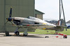 1944 Hawker Hurricane Mk IIc LF363 - RAF Battle of Britain Memorial Flight - RAF Coningsby 2016 (anorakin) Tags: bbmf 1944 hawker hurricane mk iic lf363 raf battleofbritainmemorialflight coningsby 2016