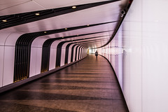 kings Cross tunnel (Jonathan Vowles) Tags: tunnel london