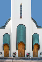 St. Josaphat's (Underground Joan Photography) Tags: holyplaces church toronto westtorontojunction ukranian architecture