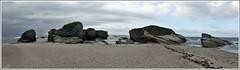 Praia das Catedrais (j3nni14) Tags: playa catedrales praias catedrais galicia lugo ribadeo rocas agua marea panoramica castros illas
