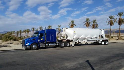 Blue Flash Truck #1181