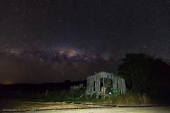 DSC_3055 (Photography By Tara Gowen) Tags: milkyway night nightscape oldshed stars longexposure nikon nikonaustralia dark rural ruralaustralia taragowen photographybytaragowen tokina1116mm nsw