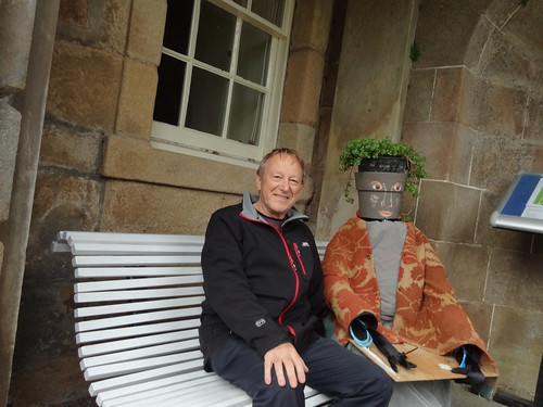 Pot Lady at Haddo - 27th August