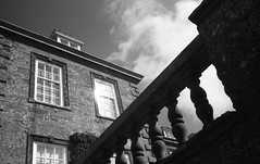 Upton House, Warwickshire (robmcrorie) Tags: leica m2 film black shire fp 35mm national trust upton house stately home