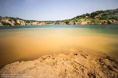 Asola Lake, Delhi (Mohan.Singh) Tags: water mines nd8 longexposure lake delhi jungle wildlife asola
