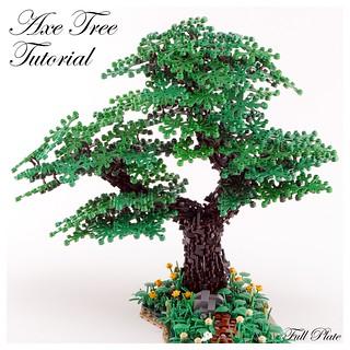 Axe Tree Tutorial (1 of 48)