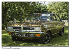 Vauxhall Viva (Paul Simpson Photography) Tags: lincolnshirecarshows car carshow classiccarshows vehicle transport sonya77 september2016 vauxhallviva 1970s carsfrom1971 british uk paulsimpsonphotography photoof photosfrom photosof imageof imagesofcars vintagerally traffic