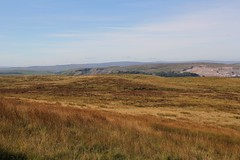 Grouse shoot on the slopes of Peh-y-ghent 17-9-16  (steamdriver12) Tags: yorkshire dales national park countryside rural england september late summer sunshine penyghent persuits grouse shoot slopes landscape