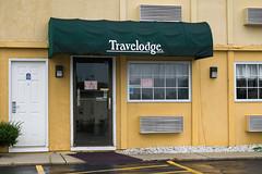 Travelodge... (Nicholas Eckhart) Tags: america us usa 2016 retail stores fremont ohio oh lk motel restaurant former reuse dennys travelodge