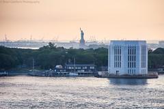 173/366 June 21 (BrianGoPhoto) Tags: 365 366 newyork newyorkcity statueofliberty governorsislandisland libertyisland newjersey nyc project365 project366 vent ventbuilding water