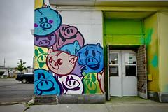 Slick (piecesofdetroit) Tags: detroitgraffiti detroit graffiti street art streetart graffitiart graffitiwriters motorcity piecesofdetroit germanfriday friday leicat killthematador thegermanfriday slick twfsl