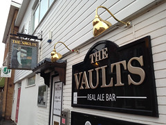 308_365_The_Vaults (Damien Walmsley) Tags: pub village thevaults knowle