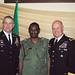 Maj. Gen. Donahue takes part in senior leader engagement in Nigeria