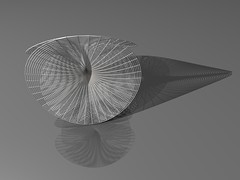 Bour's Minimal Surface (fdecomite) Tags: surface minimal math povray parametric