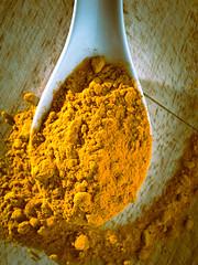 _1187682 (Hao2008) Tags: purple board spice spoon olympus curry powder turmeric