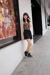 Reiko (Lau ArtPix) Tags: girl model nikon malaysia kuala kl lumpur reiko d40 piscesguy