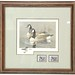 118. 1986 NC Duck Stamp & Artist Signed Print
