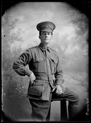 B46130_467 Private McMahon (State Library of South Australia) Tags: soldier worldwari unknown ww1 anzac unidentified aif australianimperialforce statelibraryofsouthaustralia chamberlaincollection centenaryofanzac
