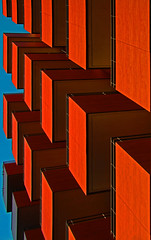 set of drawers (vil.sandi) Tags: architecture hamburg balconies hafencity habourcity crazygeniuses