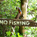 No Fishing!  Cpt Micheal Welsh