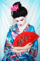 Geisha Girl (2) (mellisahooper) Tags: girl japan japanese geisha geishagirl
