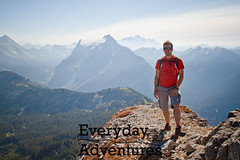 Climbing Mount Baker (Eve