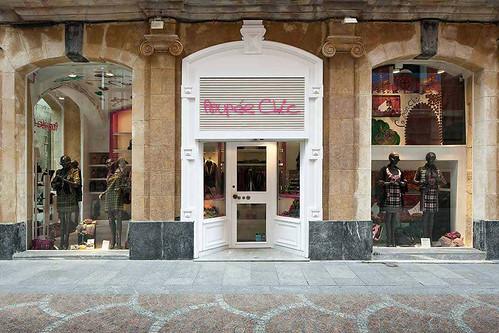 reforma interior de local comercial para tienda Poupee Chic, Mercedes de Miguel - Bilbao 15