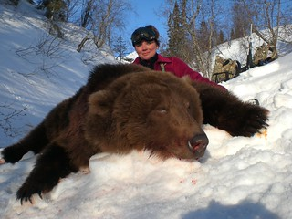 Alaska Moose and Bear Hunt - Dillingham 8