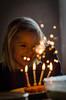 birthday (Alaric31620) Tags: birthday light portrait smile nikon candle emotion naturallight flame lumiere sourire bonheur plaisir 70200 f28 anniversaire joie flou bougie protraiture bohek d7000 lumierenaturel