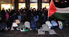 Palstinensische Solidarittsdemo gegen Israel in #WIEN   #gaza #israel (daniel-weber) Tags: wien israel demonstration kundgebung palstina gaza antiisrael stephansplatz solidaritt