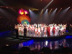 Las Vegas: Le Rve at the Wynn (escriteur) Tags: theater lasvegas wynn lereve lerve