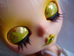 """Ooak custom Blythe """"Snow Fairy"""""""