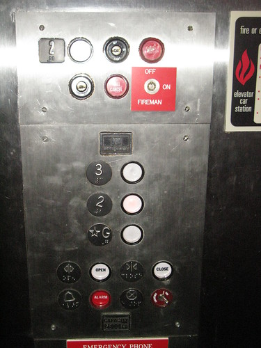 You're the worst elevator ever