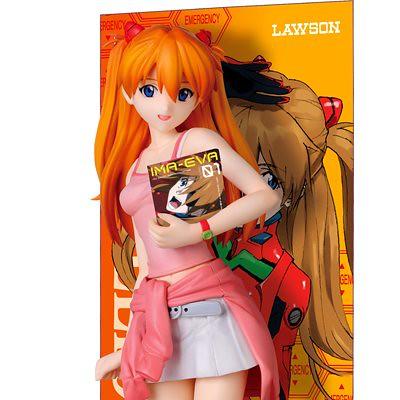 新世紀福音戰士LAWSON限定版(明日香/綾波零)