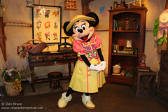 Mickey and Friends Greeting Trails