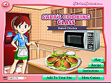 莎拉的烹飪班:香草烤雞(Sara's Cooking Class: Baked Chicken)