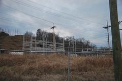 Millville Hydro Station (Bitmapped) Tags: usa unitedstates westvirginia martinsburg millville jeffersoncounty millvillehydrostation